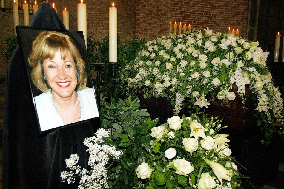 Charlotte Böhringer (†59) wurde im Mai 2006 brutal ermordet.