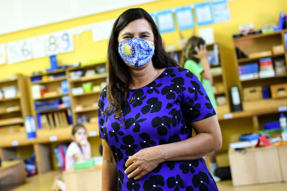 Aus Sicht von Berlins Bildungssenatorin Sandra Scheeres (50, SPD) bleibt der Präsenzunterricht in der Schule trotz der anhaltenden Corona-Pandemie erste Wahl.