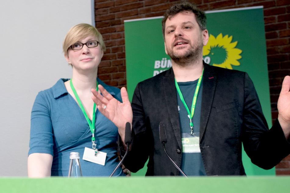Berliner Grüne wählen Landesvorsitz!