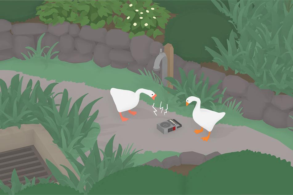 Die Spielwelt überzeugt noch immer mit einer überraschend großen Sandbox sowie Liebe zu Detail. Nahezu jedes Objekt kann genutzt werden, um die nächste Aufgabe zu lösen.