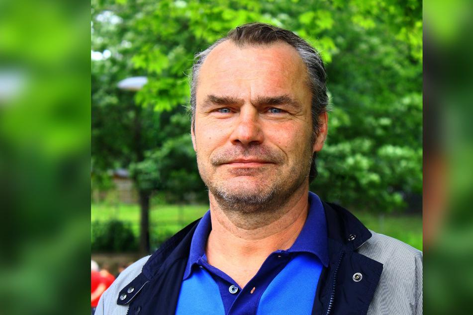 André Barylla freut sich über den Wechsel seines Sohnes nach Aue.