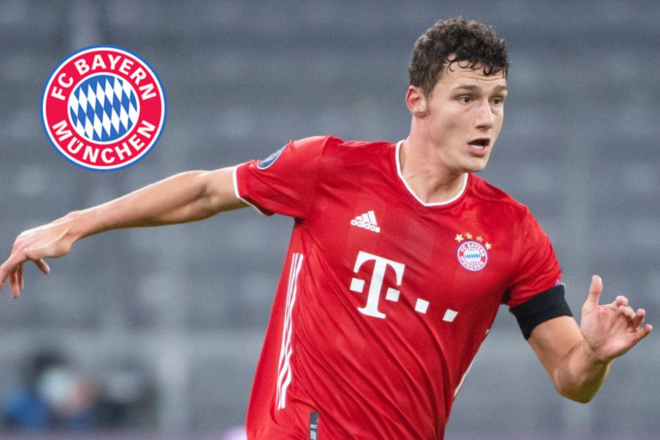 FC Bayern: Nächster Corona-Fall bestätigt! Benjamin Pavard positiv getestet
