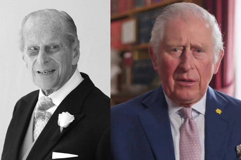 Charles sicher: So will Prinz Philip in Erinnerung bleiben
