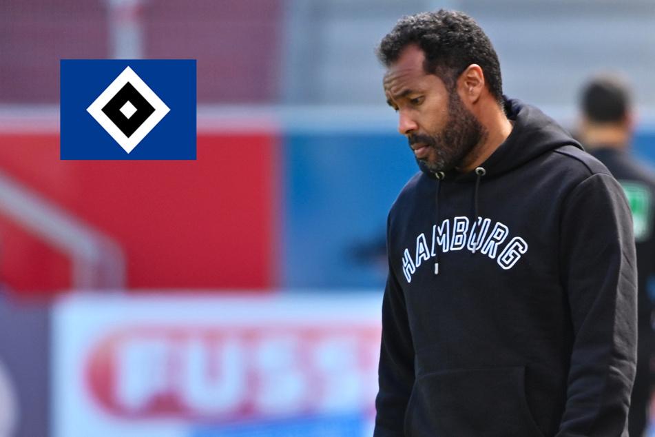"""HSV wirft Trainer Daniel Thioune raus! Vorstand Jonas Boldt: """"Alternativlos"""""""