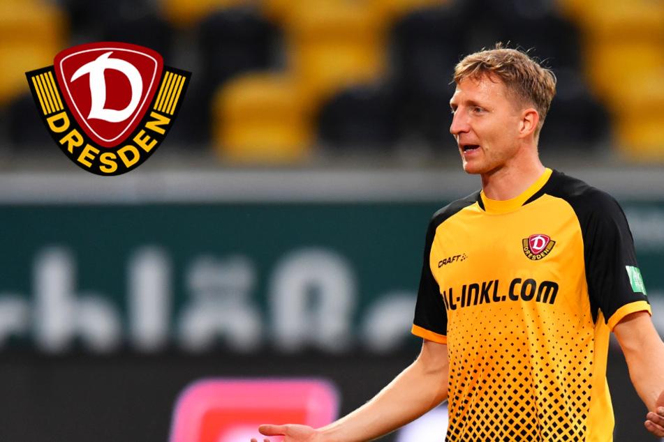 Dynamo: Hartmann gegen Hansa ungeschlagen! Ex-Kapitän hofft auf (s)ein Deja-vu-Erlebnis!
