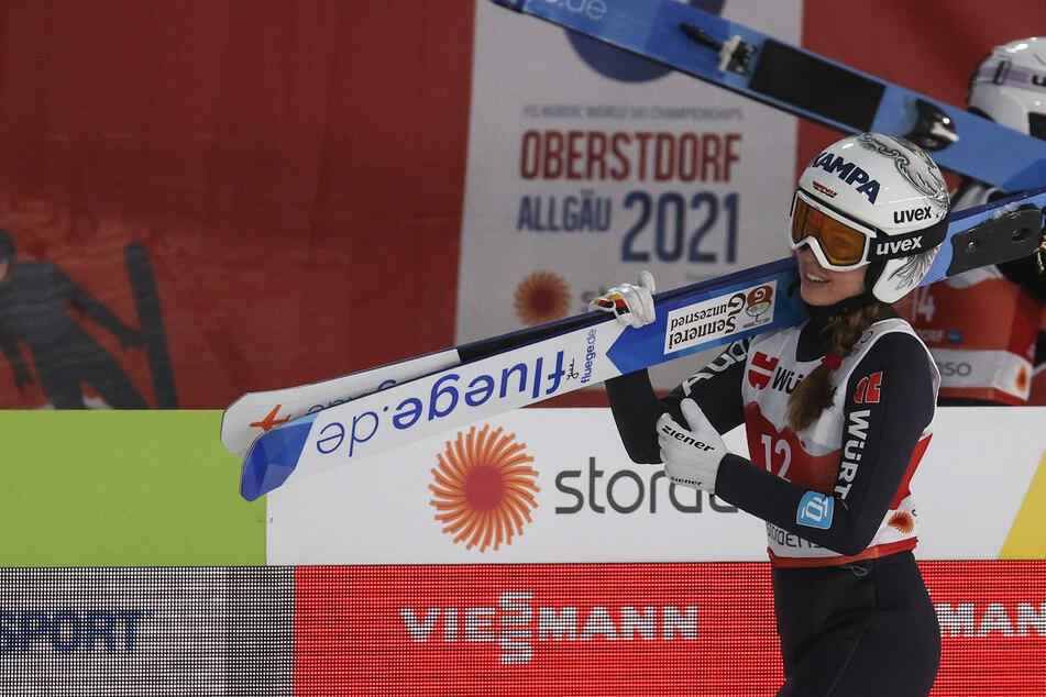Enttäuschender Start für Springerinnen und Langläufer bei WM