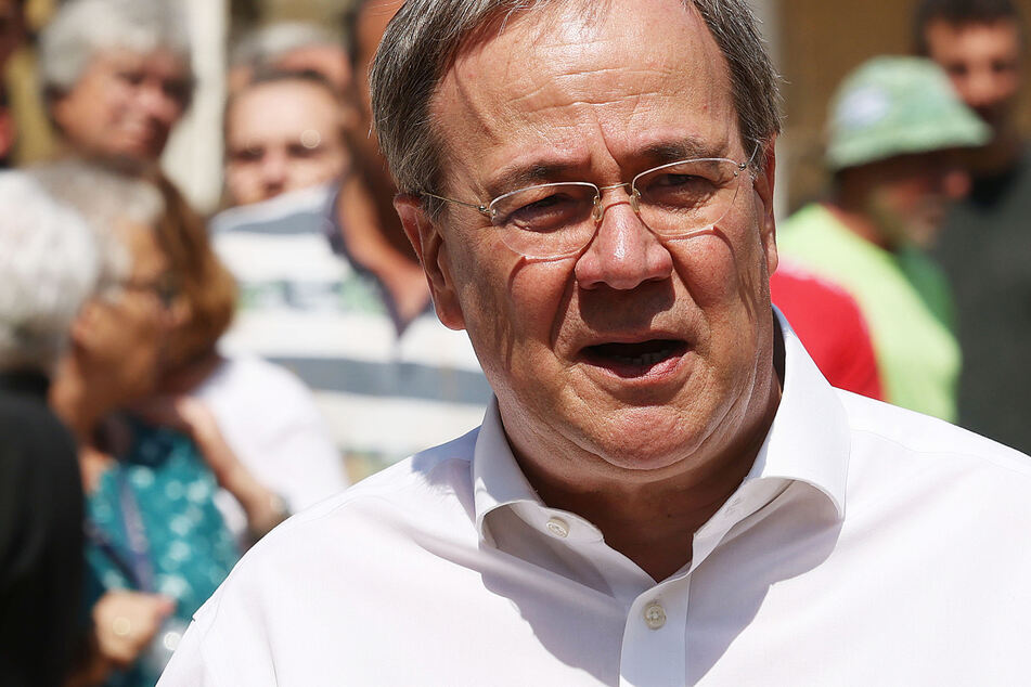 Armin Laschet (60, CDU) ist Ministerpräsident von Nordrhein-Westfalen und Kanzlerkandidat seiner Partei.