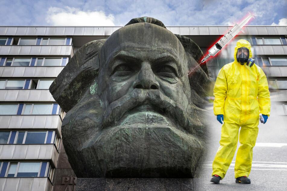 Chemnitz: Chemnitz hat die Seuche(n)! Gefahr für Mensch und Tier aus allen Himmelsrichtungen