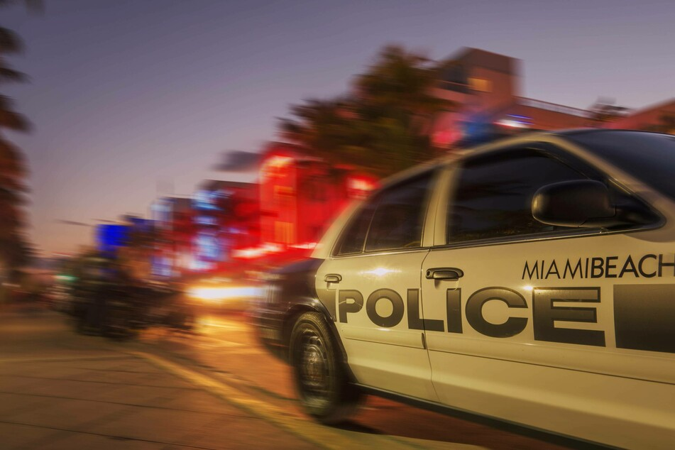 Miami Beach police arrested a suspect who attacked another man with a hammer (stock image).