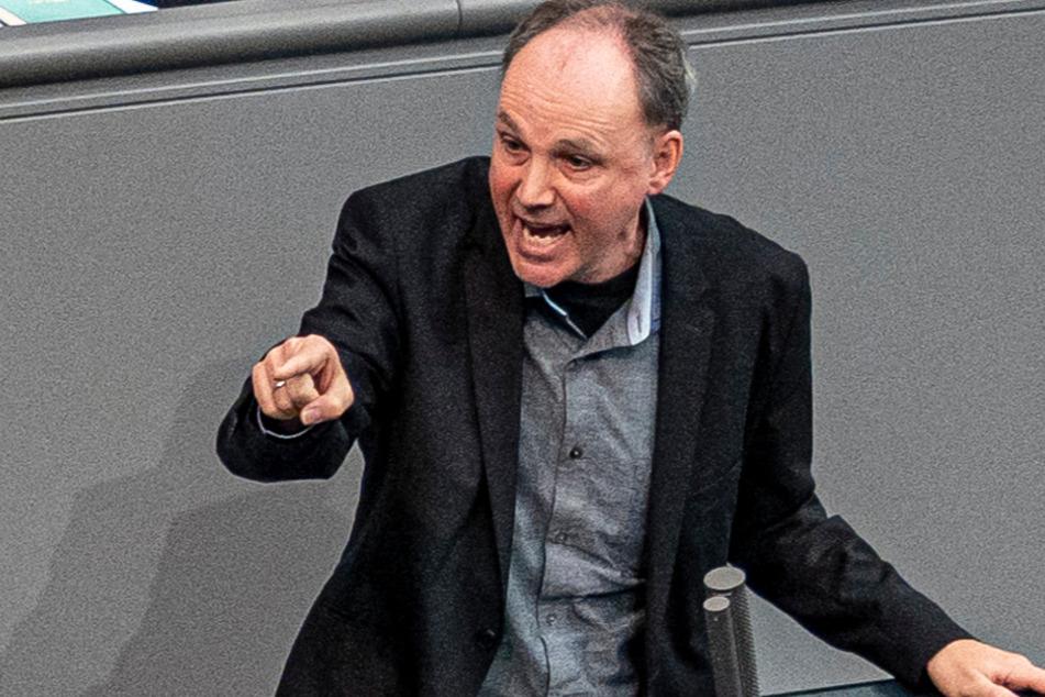 Der arbeitsmarktpolitische Sprecher der Grünen-Fraktion, Wolfgang Strengmann-Kuhn.