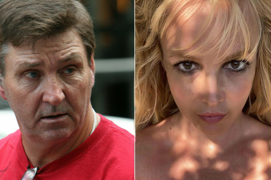 Britney Spears is accusing her dad of trying to extort her