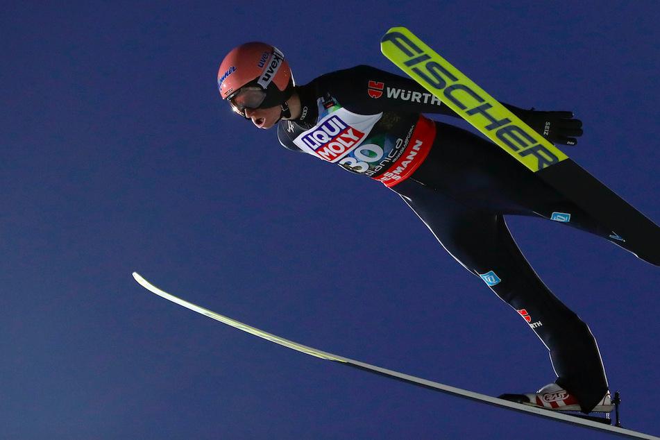 Profi-Sportler mit Corona: Skisprung-Weltmeister Geiger gibt sich kämpferisch