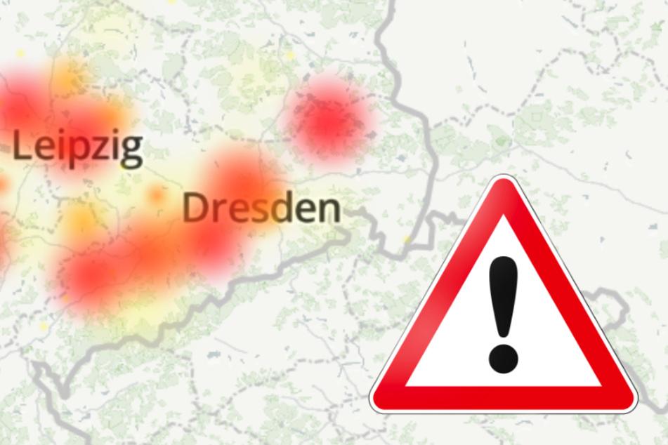 Kein Internet: Pyur-Störung in Sachsen!
