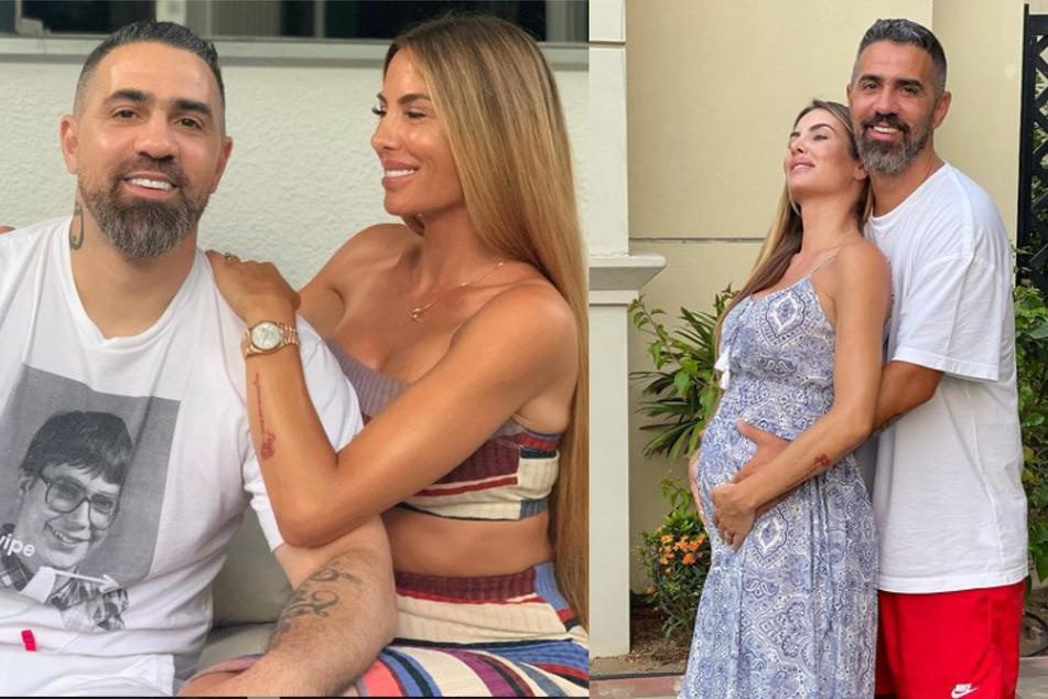 Mohamed Youssef Ferchichi alias Bushido (42) und seine Frau Anna-Maria (39) werden Eltern von Drillings-Mädchen.