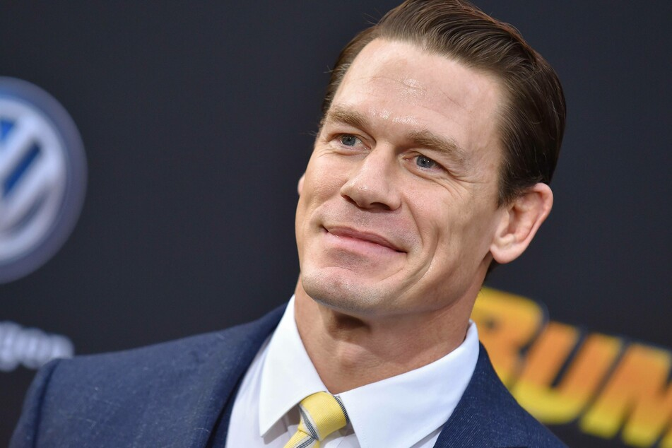The message behind a BTS album resonated with John Cena.