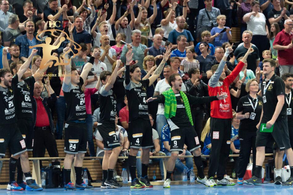 HC Elbflorenz: Derby gegen den EHV Aue wird verlegt