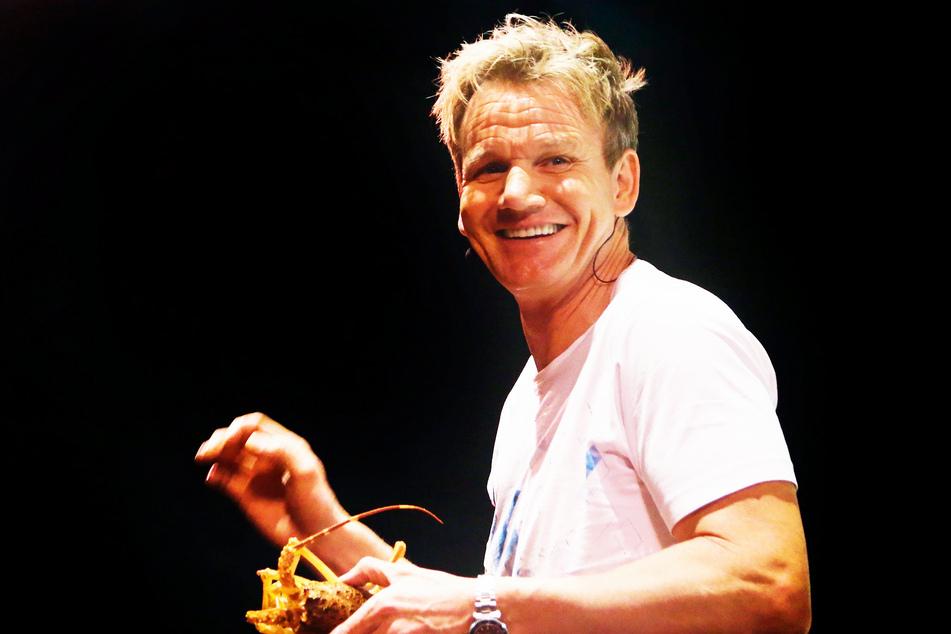 Gordon Ramsay (54), mit sieben Michelin-Sternen ausgezeichneter Koch.