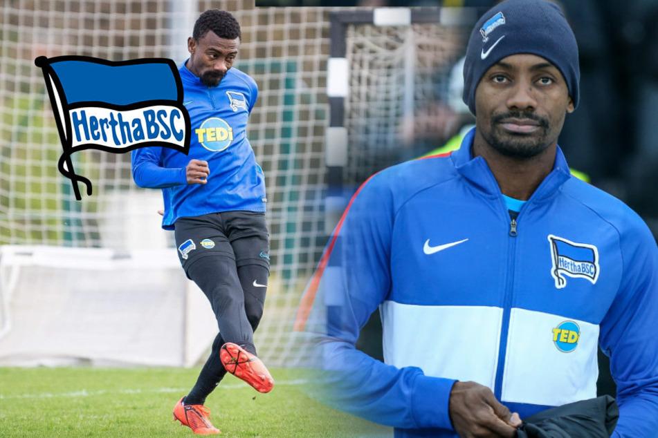 Kalou nach irrem Video suspendiert: Hertha blieb keine andere Wahl!