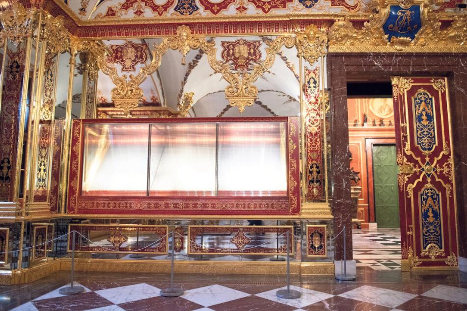 Die Ermittler sind zuversichtlich, dass die Schätze nach Dresden zurückkehren.