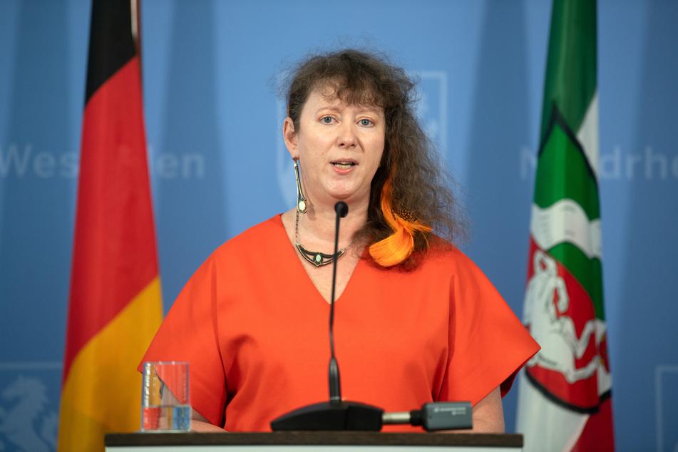 Andrea Milz (CDU), Staatssekretärin für Sport und Ehrenamt. (Archivfoto)