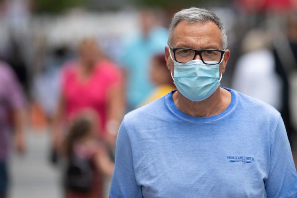 Coronavirus: Neuinfektionen erreichen höchsten Stand seit Mai