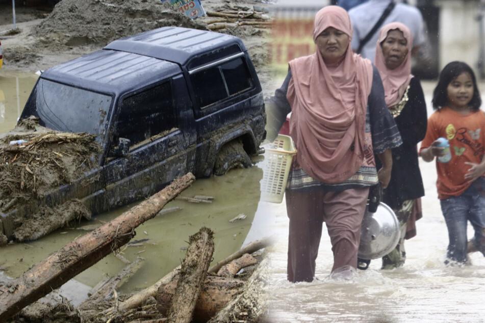 Nach heftigen Regenfällen: Mindestens 29 Tote bei Überschwemmungen