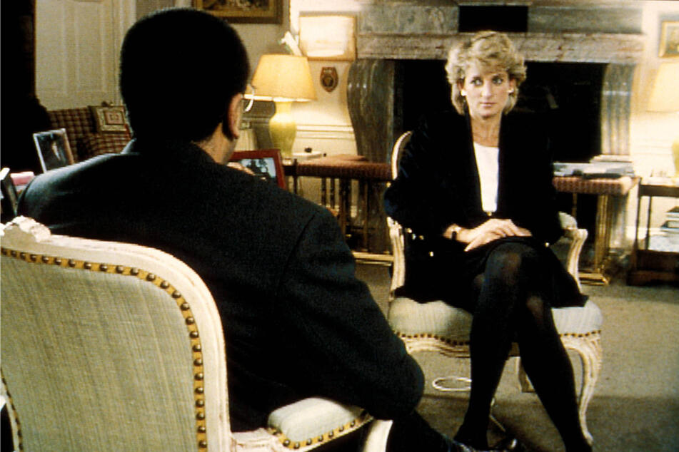 BBC apologizes for cover-up of reporter's lies in setting up Princess Diana interview