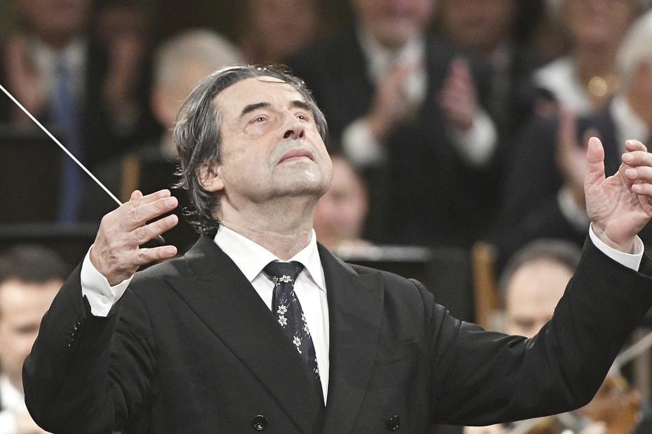 Dirigent Riccardo Muti (78). (Archivbild)