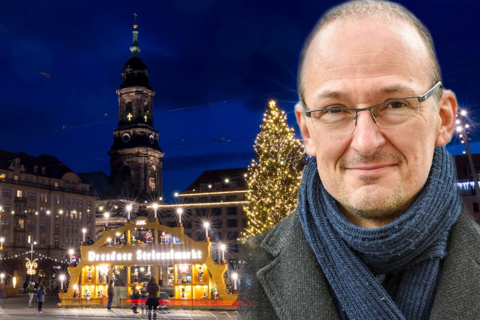 Dresden: Striezelmarkt bekommt Pandemie-Variante