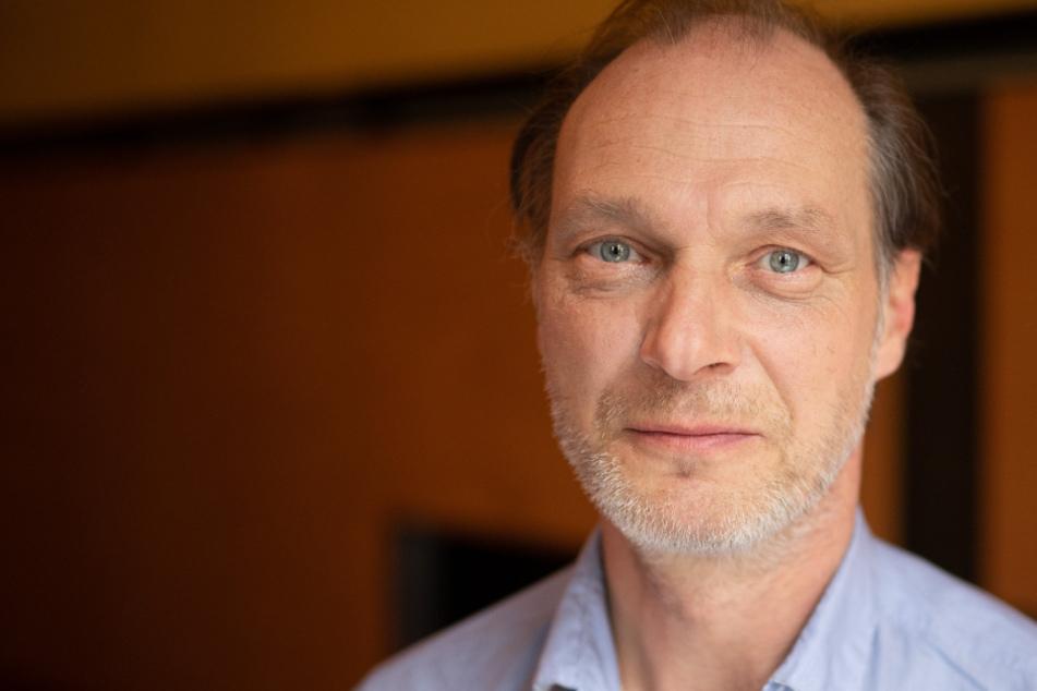 """Martin Brambach hofft auf mehr Rampenlicht im Dresdner """"Tatort"""""""