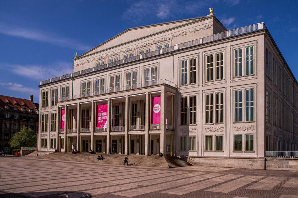 Die Leipziger Oper nimmt voraussichtlich im Dezember eine Desinfektionsanlage in Betrieb. (Archivbild)