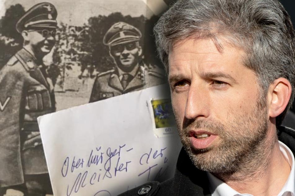 """""""Kurzer Prozess mit Asyl-Pack"""": Boris Palmer bekommt Nazi-Post geschickt"""