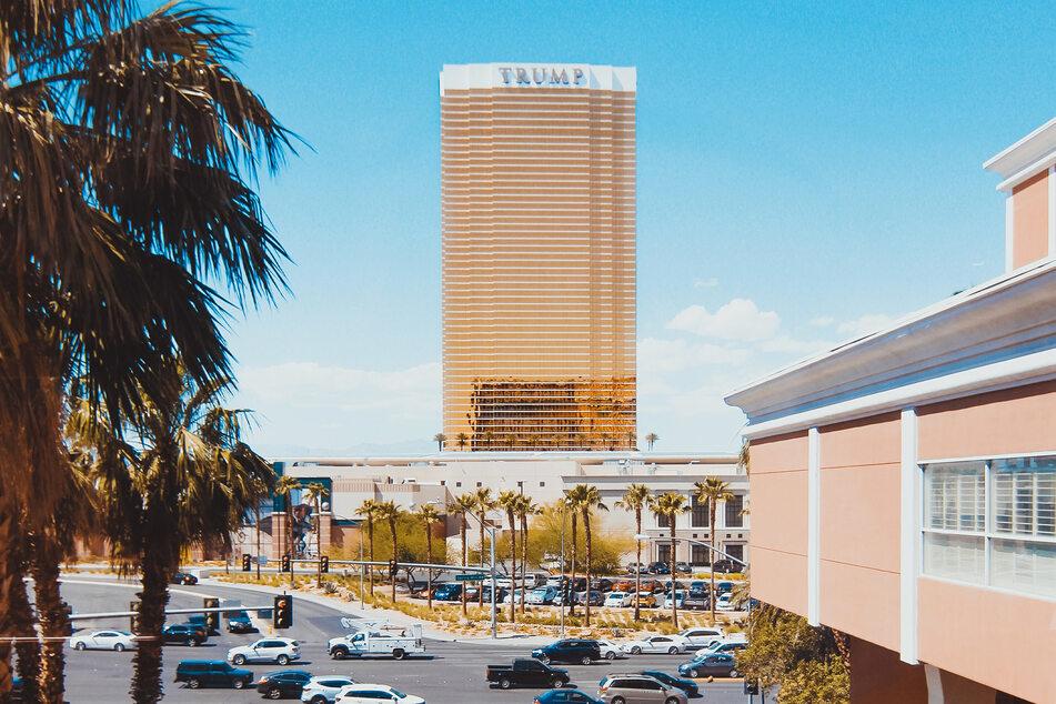 """Im """"Trump International Hotel Las Vegas"""" sollte eine Bombe sein. Doch die Situation war vergleichsweise harmlos."""