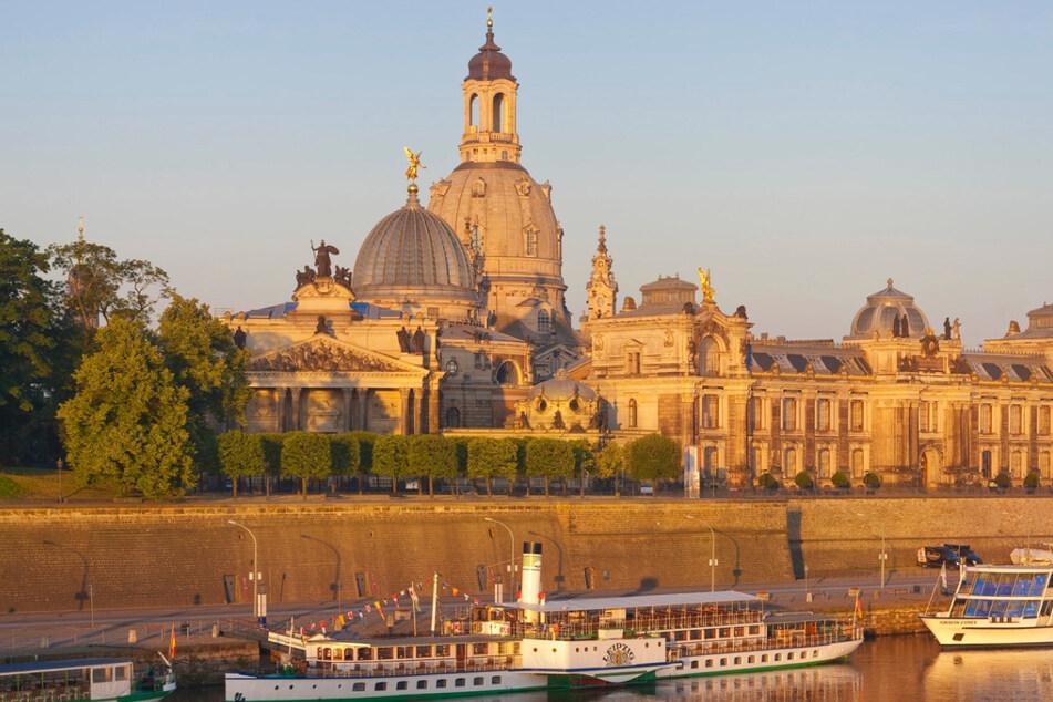 Endlich sind wieder Stadtführungen durch Dresden möglich.