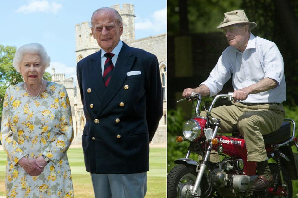 Prinz Philip feiert 99. Geburtstag und begeistert mit neuem Foto