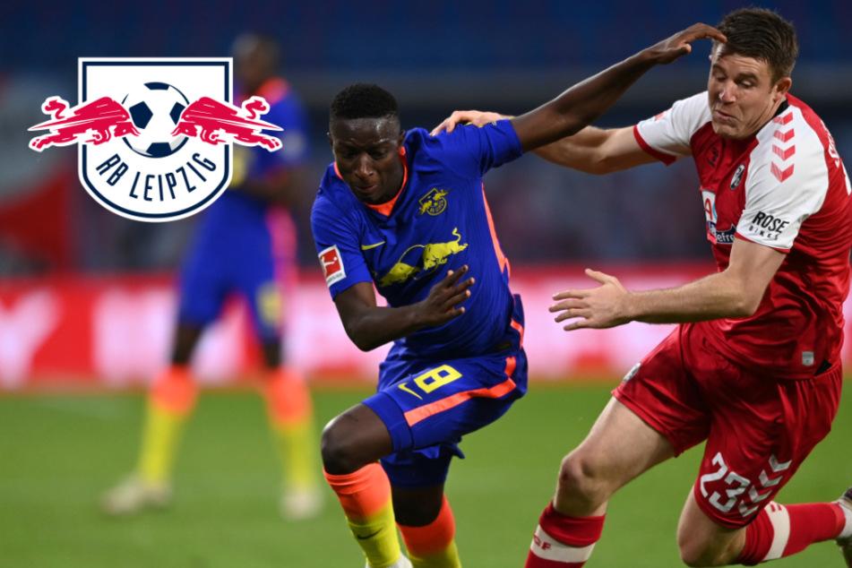 Keine gute Bilanz: RB Leipzig will den Freiburg-Fluch brechen