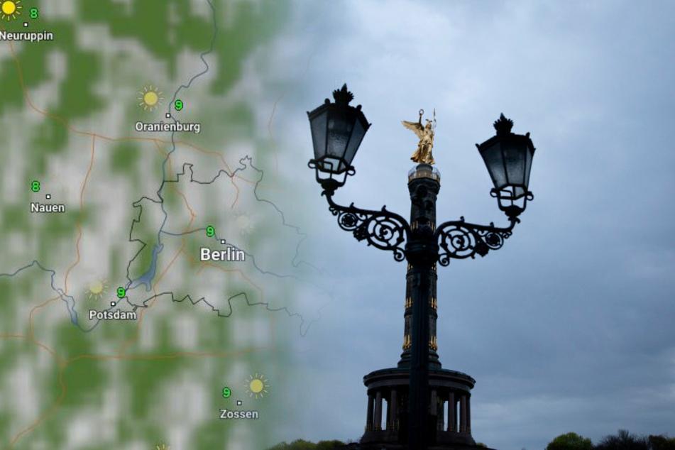 Frühlingsdüse macht eine Pause: So wird das Wetter in Berlin und Brandenburg