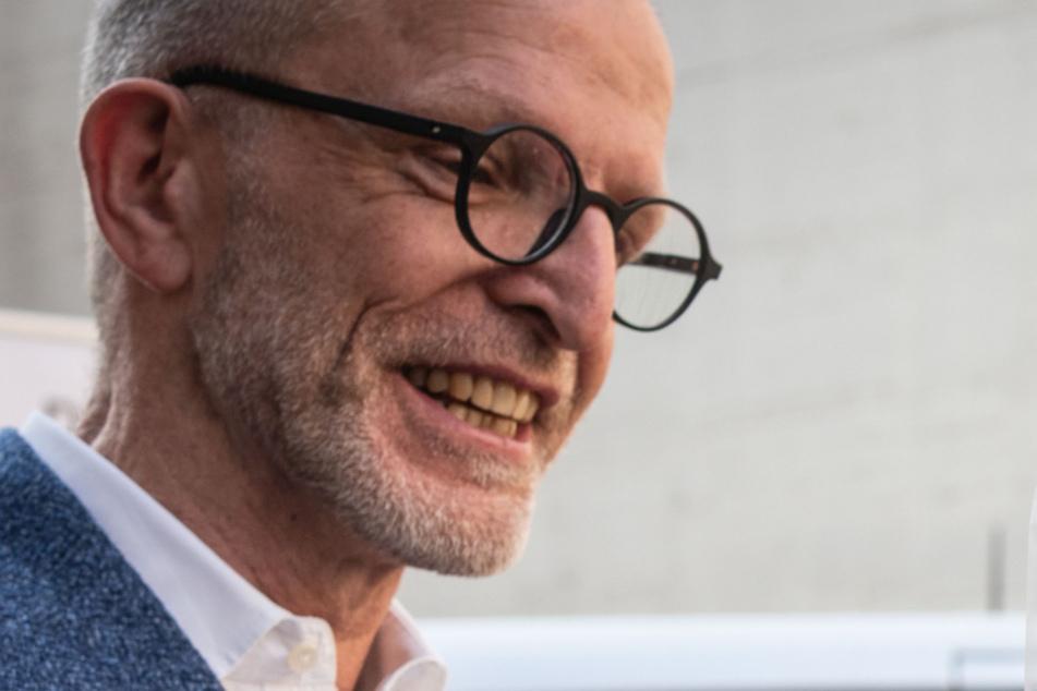 Gesundheitsdezernent Stefan Majer (62, Grüne).