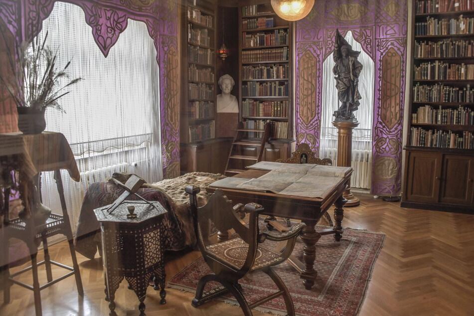 Dresden: Karl May empfängt wieder Besuch: Museum öffnet die Türen