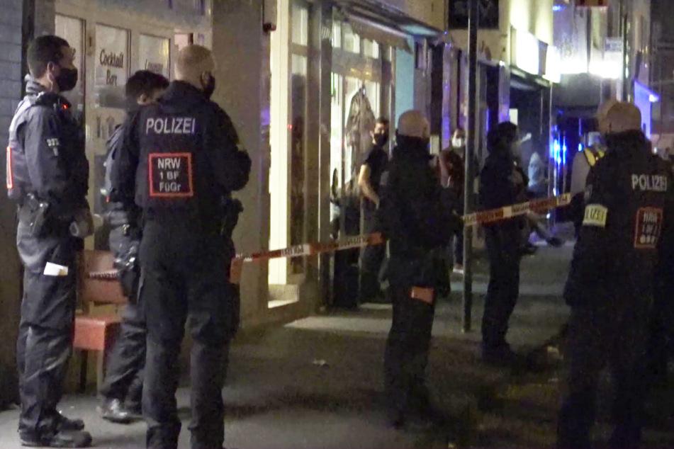 Razzia in Köln-Kalk: Polizei nimmt vier Verdächtige fest