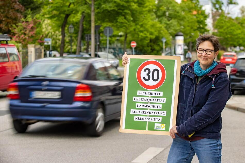Grünen-Antrag: Wird ganz Dresden jetzt zur Schneckentempo-Zone?
