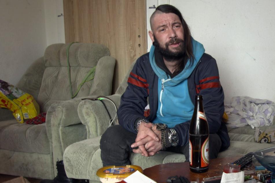 """Punker Lars (36) gibt zu: """"Hartz IV ist Anreiz zum Nichtstun"""""""