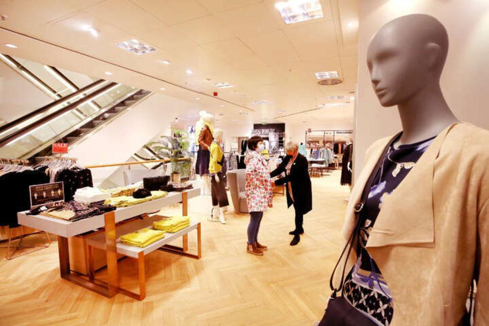 Der Einzelhandel hatte im letzten Jahr unter den Corona-Maßnahmen zu leiden. Auch in diesem Jahr sind die Umsatzeinbußen massiv.