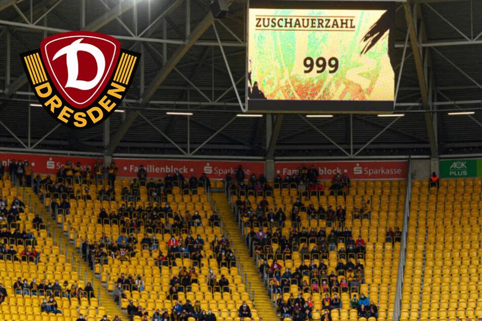 """Dynamo-Coach Kauczinski zum fast leeren Stadion: """"Es fehlte etwas!"""""""