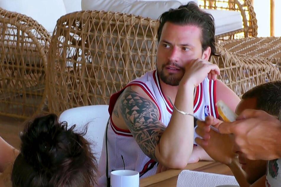 """Rocco Stark (35) ist in der neunten Folge von """"Kampf der Realitystars"""" ausgeschieden."""