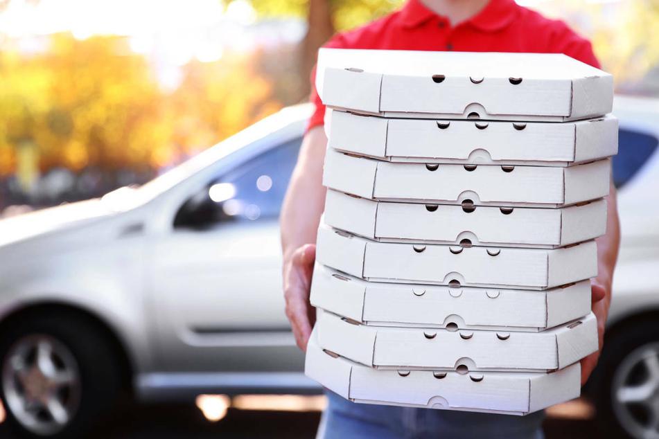 Bei der Auseinandersetzung mit dem Pizza-Boten wurden mindestens zwei Personen verletzt, eine davon schwer. (Symbolbild).