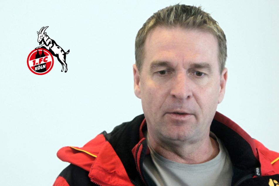 Vorwürfe gegen Fan-Betreuer des 1. FC Köln: Heldt mit klarer Ansage