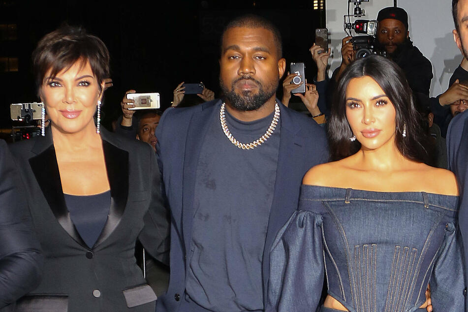 Kanye West pulls a surprising move to slam Kim Kardashian and her family!