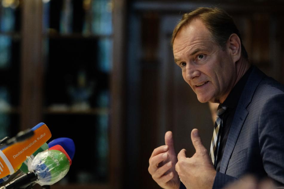 Städtetagspräsident Burkhard Jung (62, SPD).
