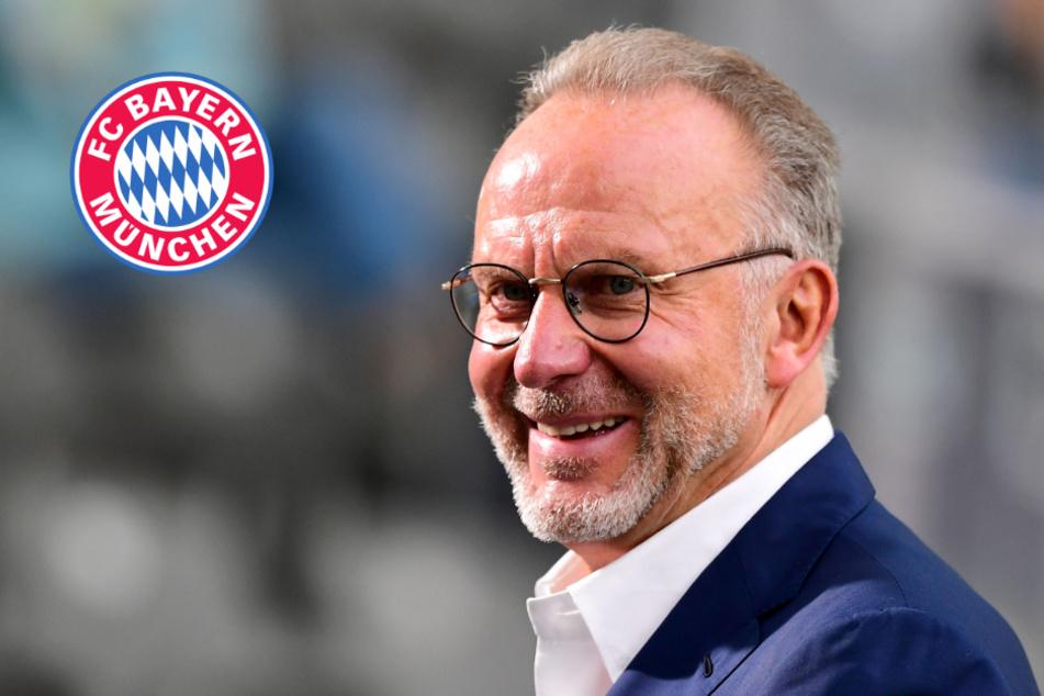 FC Bayern: Rummenigge findet, Corona tut dem Fußball gut